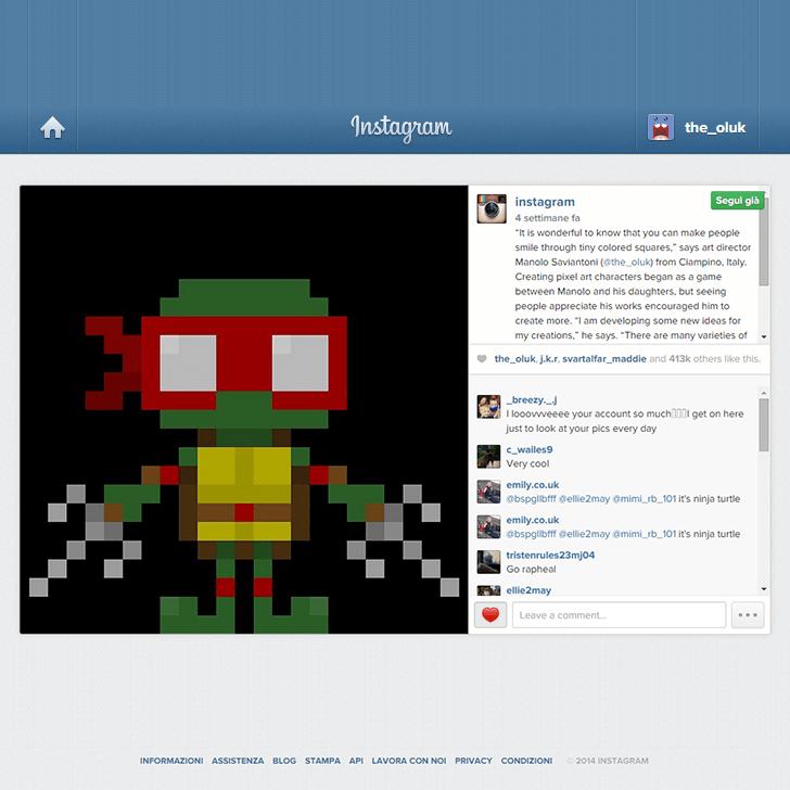 instagram Raph www