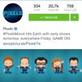 pixels account 728
