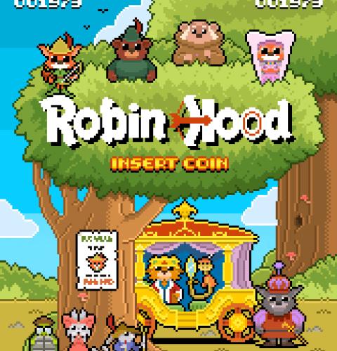 robin hood x4
