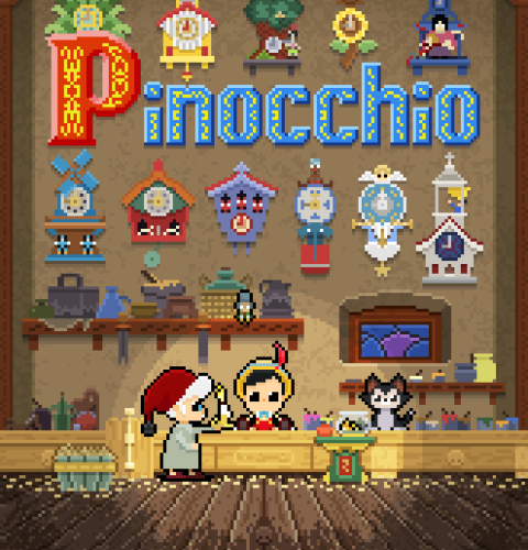 pinocchio x4