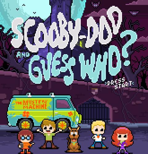 scooby doo x4