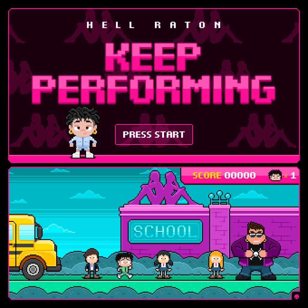 keeep performing 01