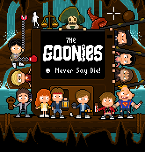 the goonies eng
