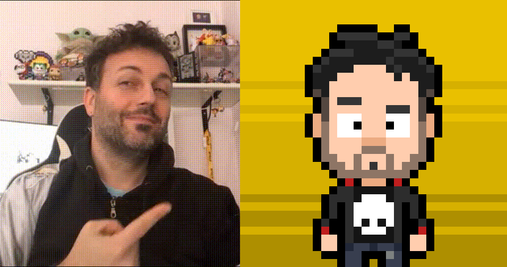 The_Oluk Manolo Saviantoni Pixel Art